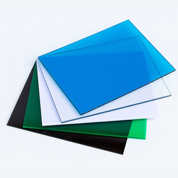 solid 4*8 sheet plastic polycarbonate sheet
