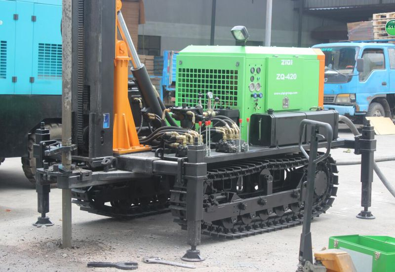 Sales Water Well Drilling Rig