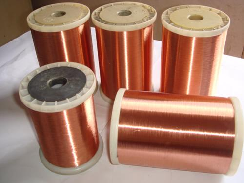 ISO Approved Enameled Copper Round Wire
