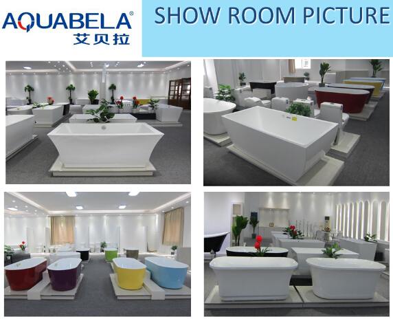 2014 Top Sale Massage Bathtub/Jacuzzi Bathtub (JL807)