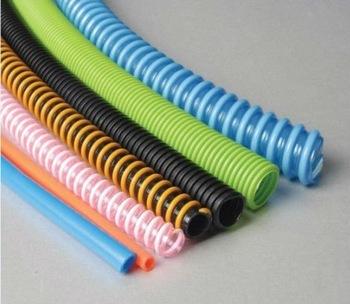 Underground PVC Flexible Corrugated Tube Electrical Hose