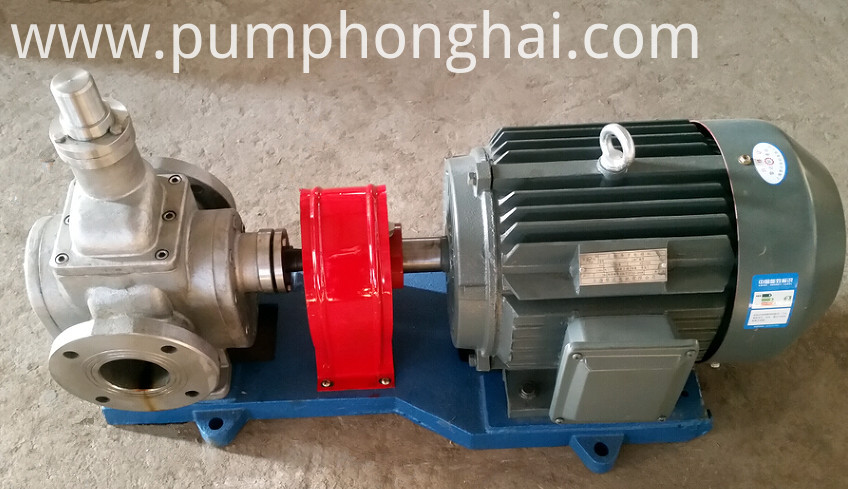 YCB series general motor oil transfer pump: