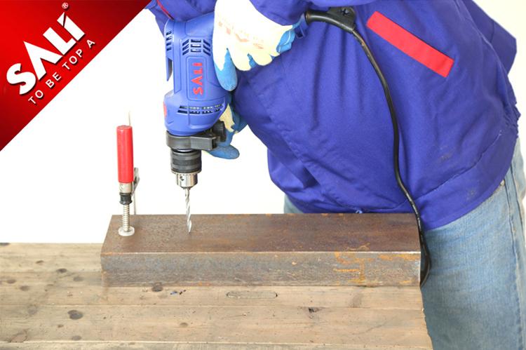 Sali 10mm Power Tools Multi Function Electric Mini Impact Drill