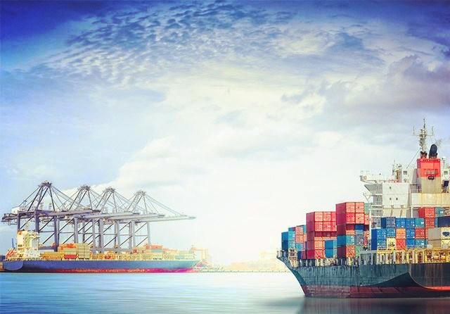 LCL Consolidation Shipping Freight From Guangzhou to Pakistan