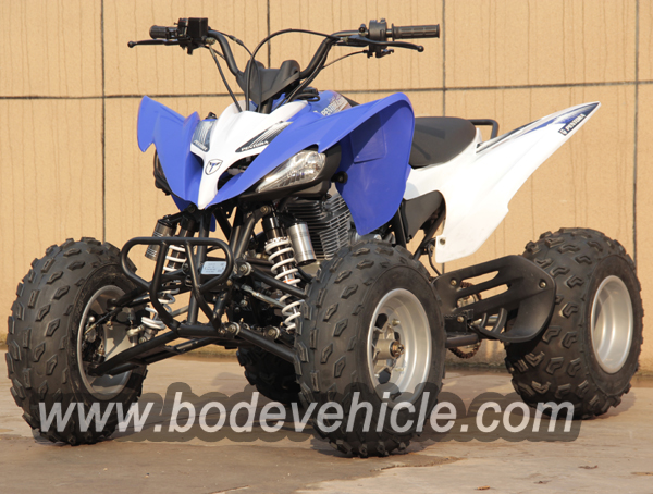 New 250cc ATV with Four Wheeler Bike