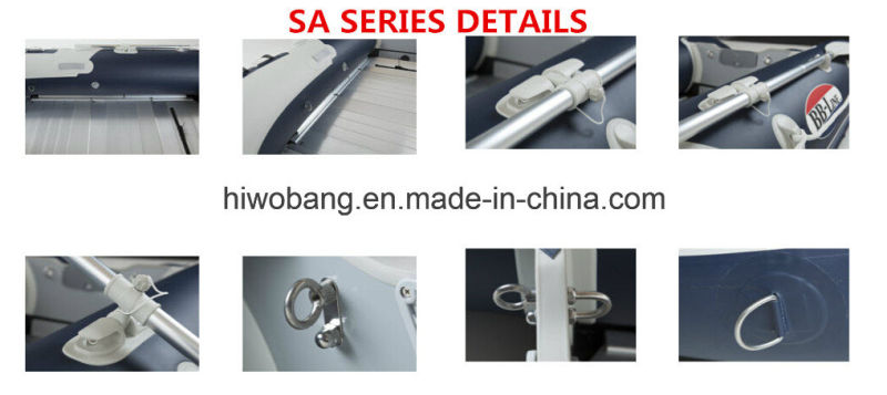 High Quality Inflatable Fishing Raft Inflatable Boat for Fishing