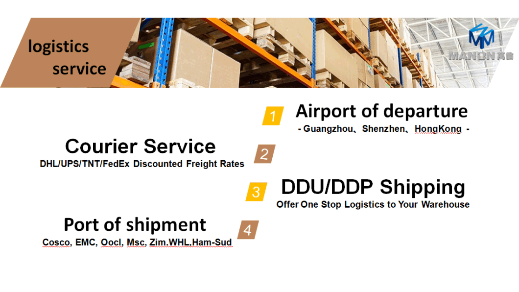 Quality Logistics Service From China to The USA