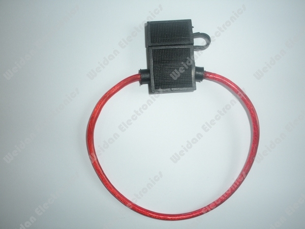 12gauge Fuse Holder Automotive Wiring 12V Install (WD18A-003)