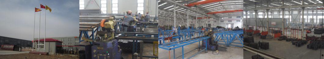 BS En1563 Standard Scaffolding Steel Prop Cast Nut