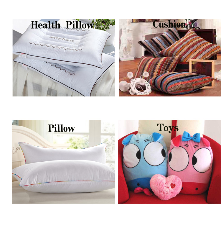 Automatic Pillow&Cushion Filling Machine with CE Approved (ZXJ-380)
