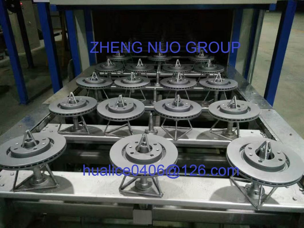 Auto Parts Brake Rotors From Chinese OE Factory