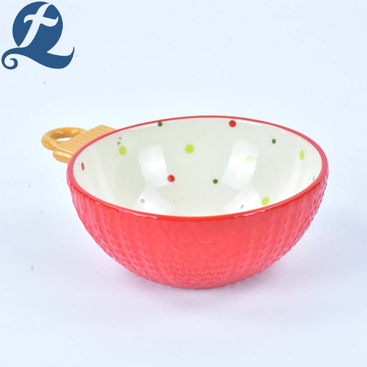 Ceramic Relief cup