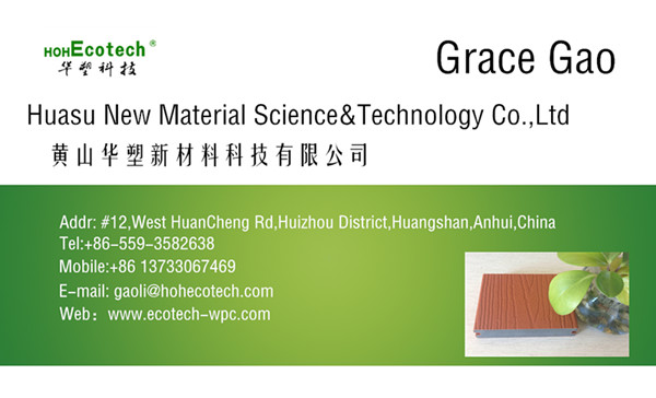 Non Skid Surface Rubber Coating WPC Wood Panels for Wall