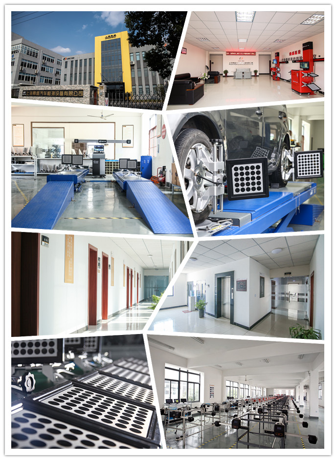 Hi Quality Double Sylinder Hydraulic Car Lift for Repair Workshop
