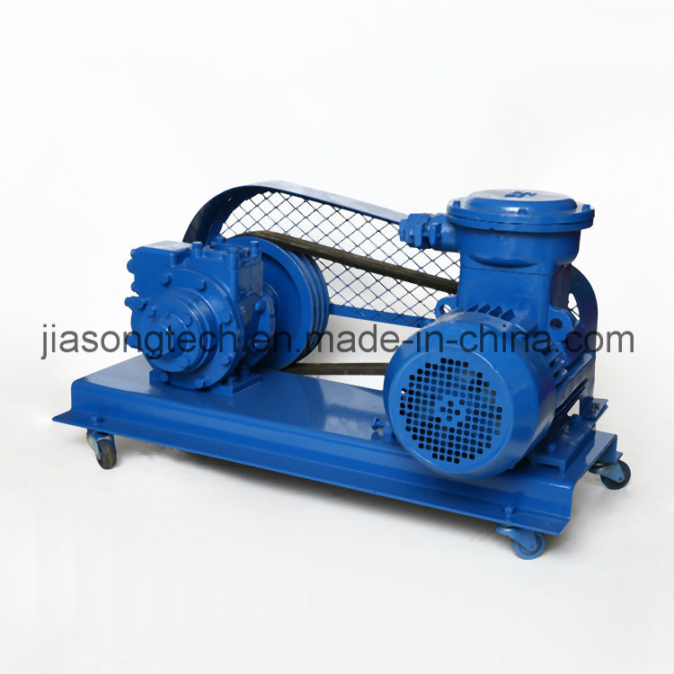 Movable V-Belt Drive Fuel Rotary Vane Pump