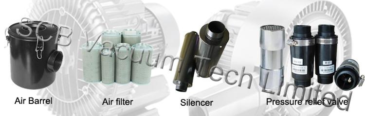 Dental Fluid Collection Turbo Vacuum Blower Gas Pump
