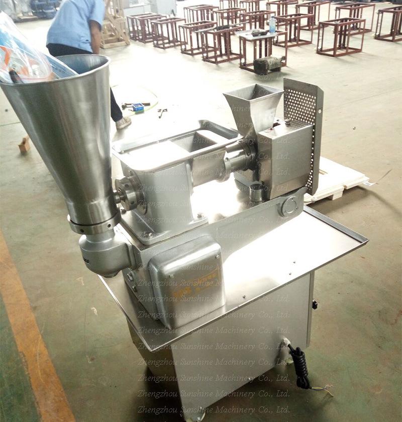 Food Machinery Small Automatic Home Dumpling Samosa Maker Making Machine