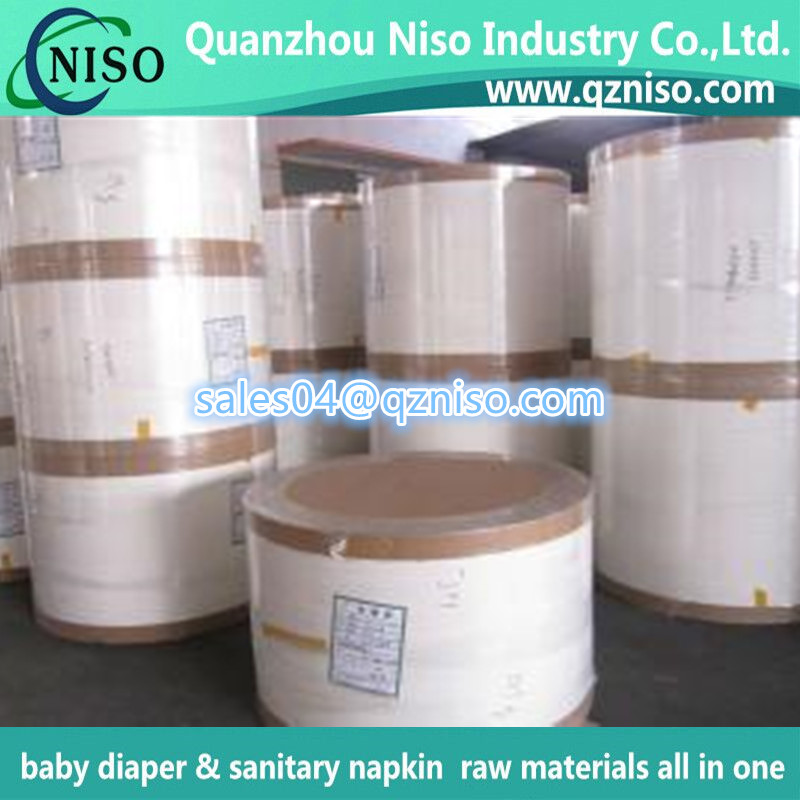 Competitive Price USA Baby Diaper Fluff Pulp Raw Material for Diaper Making