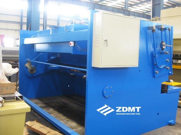QC12y-16*3200mm Hydraulic Shearing Machine