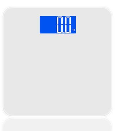 Health Hotel Room Bathroom Electronic Digital Body Glass Platform Scale