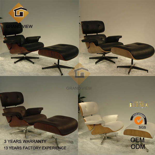Rose Wood Leisure Office Chair (GV-EA670)