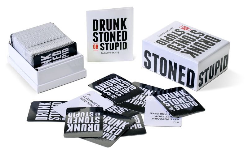 Drunk Stoned Stupid Paper Game