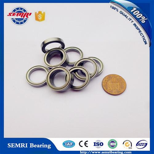 Good Rmp Si3n4 Balls Hybrid Ceramic Bearing for Motor (62/28)
