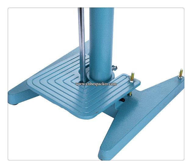 Aluminum Body Pedal Impulse Heat Sealer Price