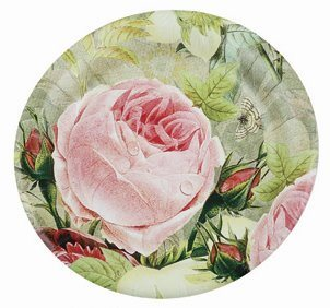 New Design High Quality Custom Printed Disposable Paper Plate