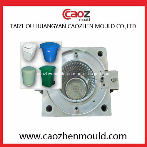 Different Kinds of Plastic Pedal Trashbin Injection Mould