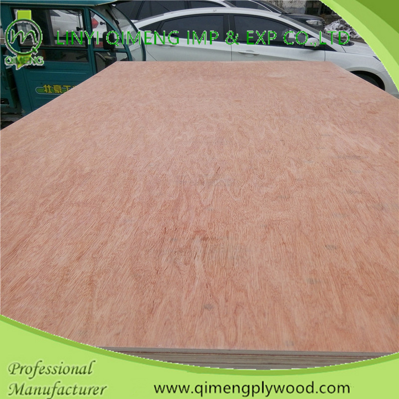Cheap Price 15mm Uty Grade Commercial Plywood with Poplar Core