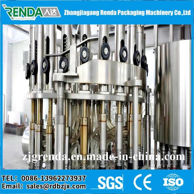 New Technology Juice / Milk / Tea Hot Bottling Filling Machine