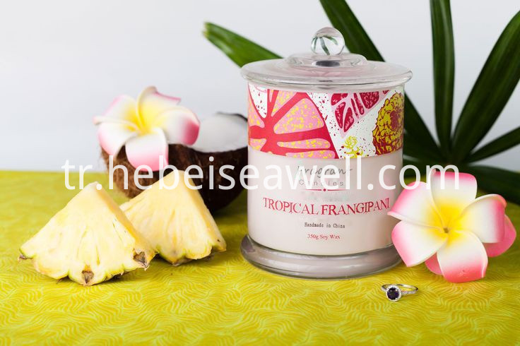 Valentine Scent Candle