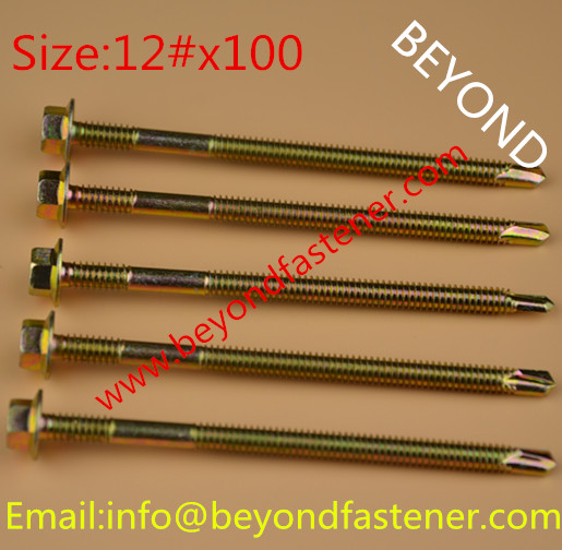 Roofing Screw Bimeatal Screw Fastener