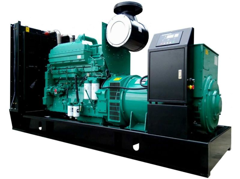 450kVA 400V Cummins Diesel Engine Generator Set Soundproof Canopy
