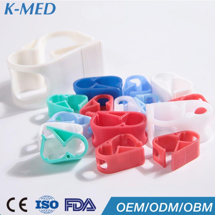plastic tube clip