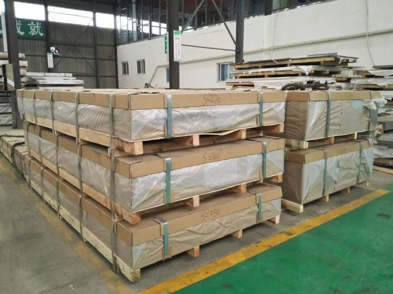 1050 1100 Factory Price Aluminum Sheet for Nameplate