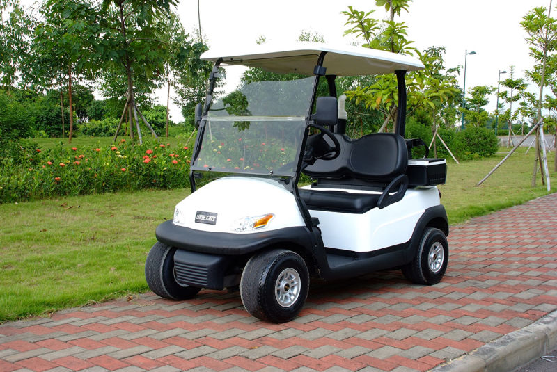 48V 4 Wheels 2 Seater Alum Chassis Electric Golf Buggy
