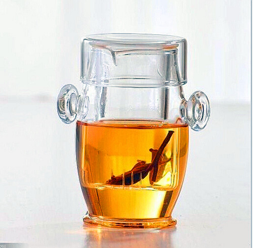 Elegant Teapot Creative Teapot Borosilicate Glass Teapot Juice Pot