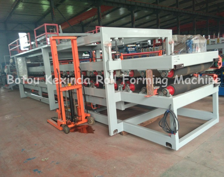 Kxd EPS Sandwich Panel Making Machinery for Sale