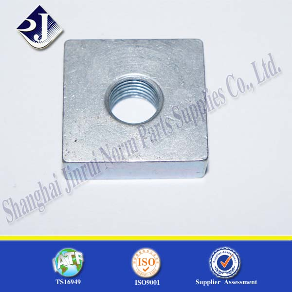 High Strength Grade 8 Square Nut