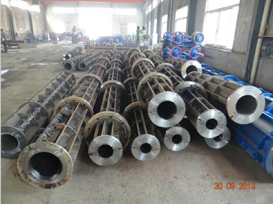 Pre-Stressed Spun Concrete Electric Pole Making Machinery/Concrete Pole Making Equipment