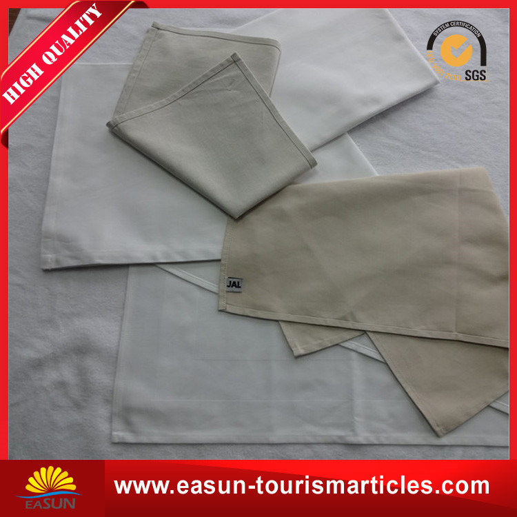 Airline Linen Napkins Linen Cotton Napkin Aviation Napkin