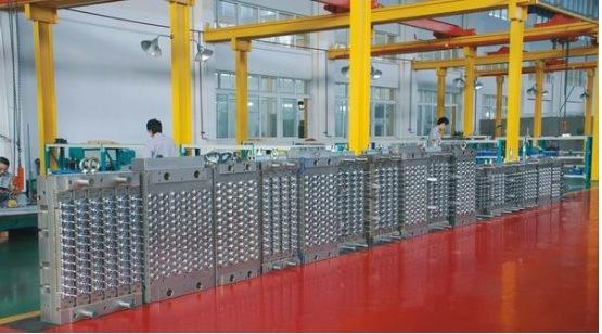 China Huangyan Demark 96 Cav. High Performance Pet Preform Injection Mold