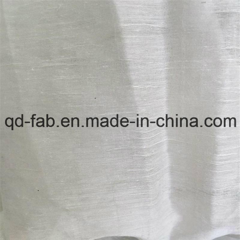 64%Linen20%Cotton16%Nylon Fine-Thin Yarn Fabric (QF16-2508)
