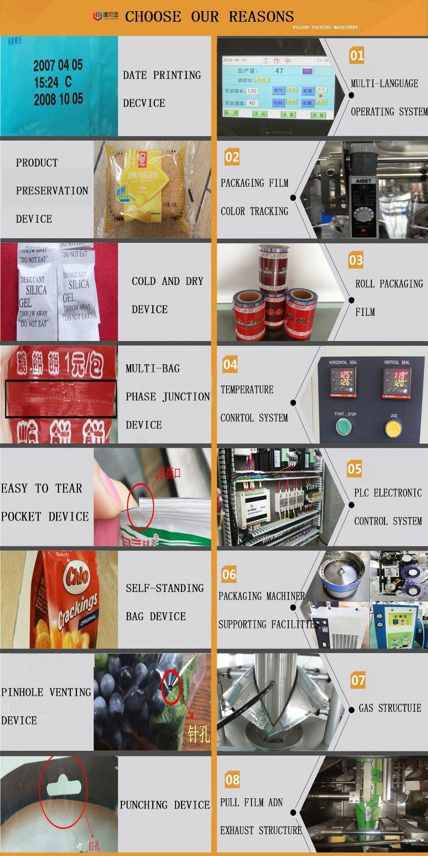 Food Packing Machine in Multi-Function Packing Machine