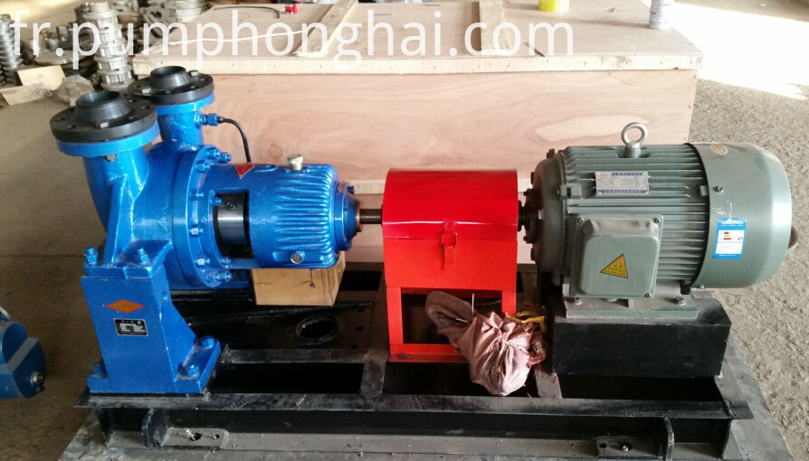 material hot oil centrifugal pump