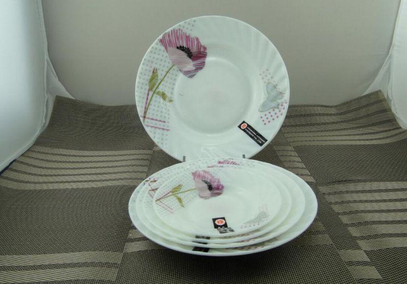 20PCS Opal Glass Kitchenware Set