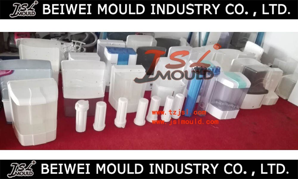 Household RO Water Filter Housing Plastic Mould
