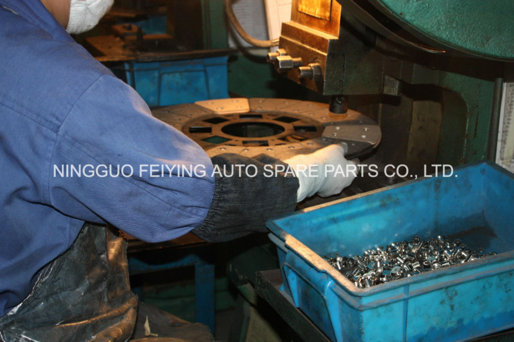 High Quality Clutch Disc for Volvo